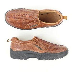 Roper Performance Slip On Casual Western Shoe